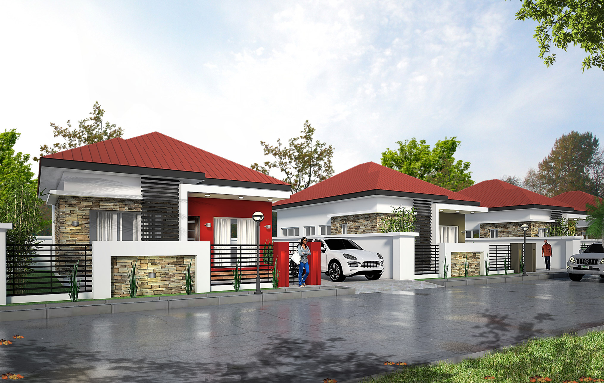 THE KNIGHT 2 Bedroom Bangalow plot size 35 x 60