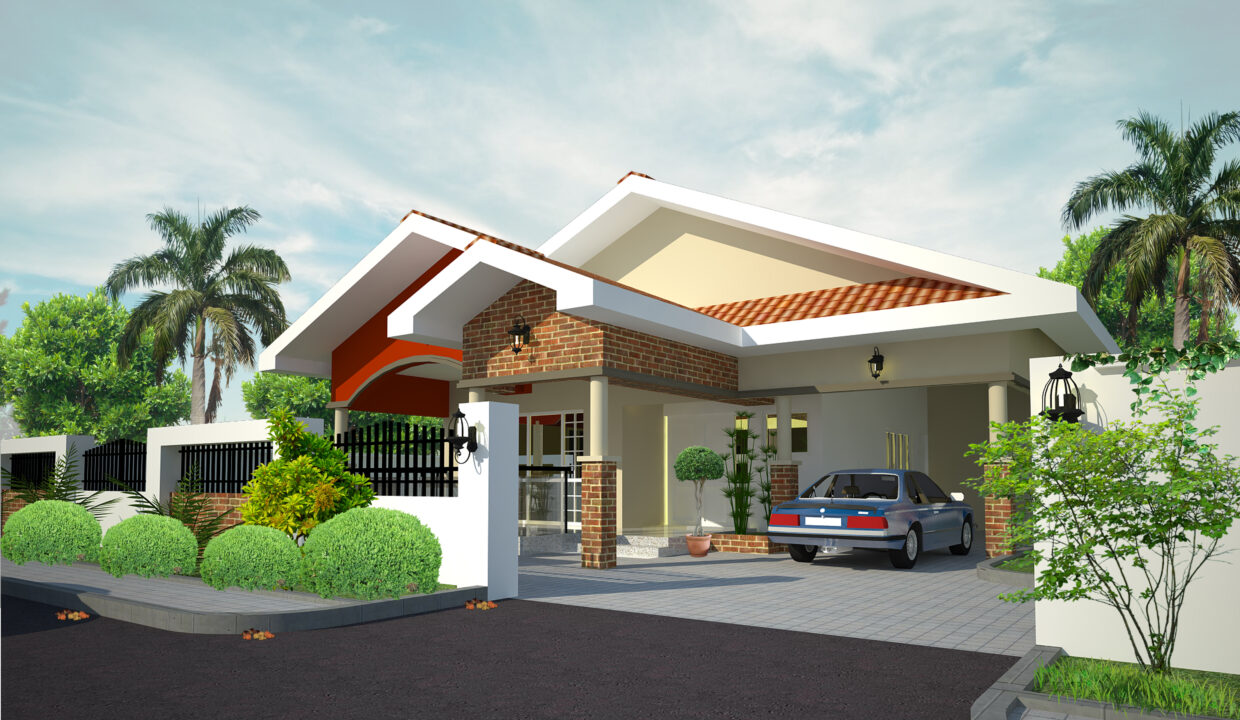 3 BEDROOM-(withcarport)_APPROACH VIEW