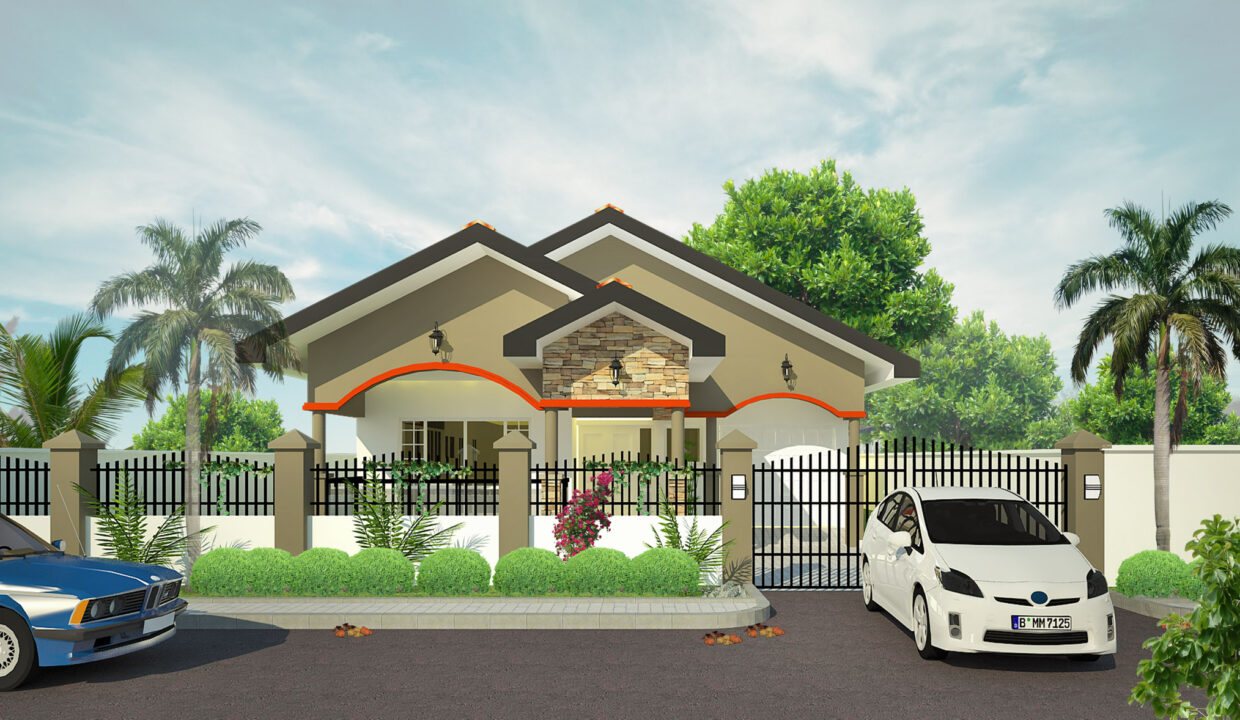 THE MARQUES 3 BEDROOM DETACHED HOUSE WITH GARAGE I
